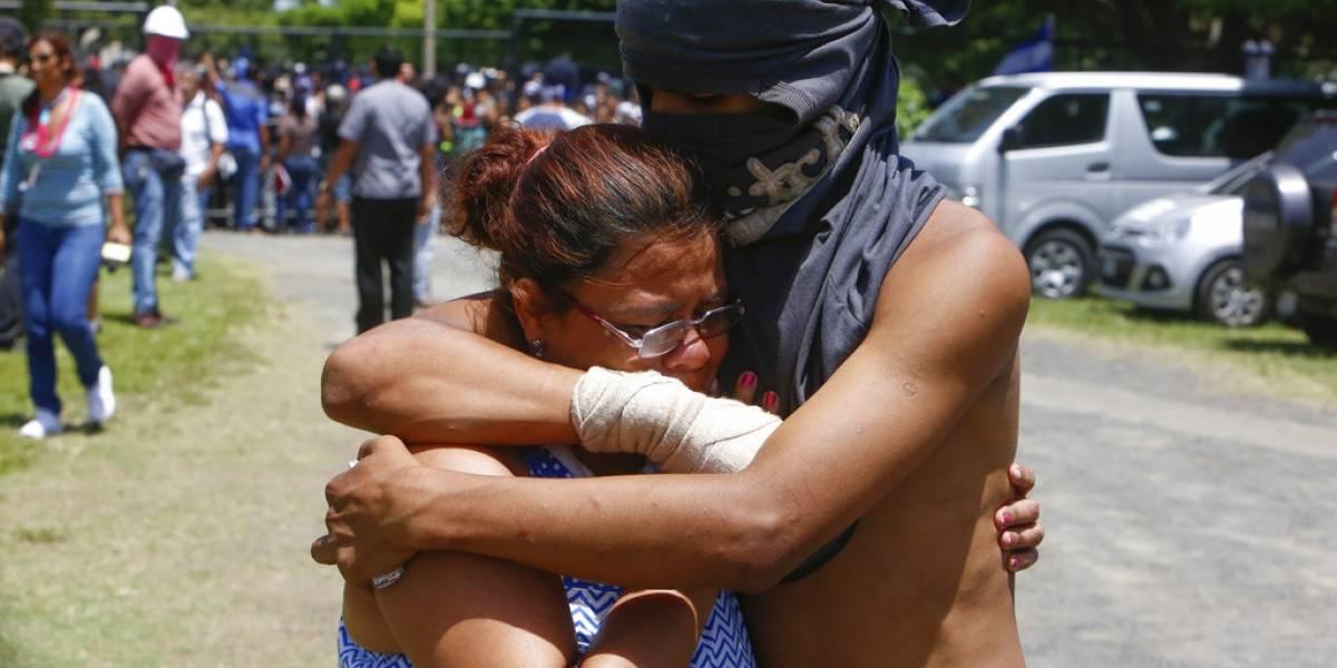 """""""Nadie puede entrar ni salir: Tensión máxima en Nicaragua va sumando muertos a las protestas"""