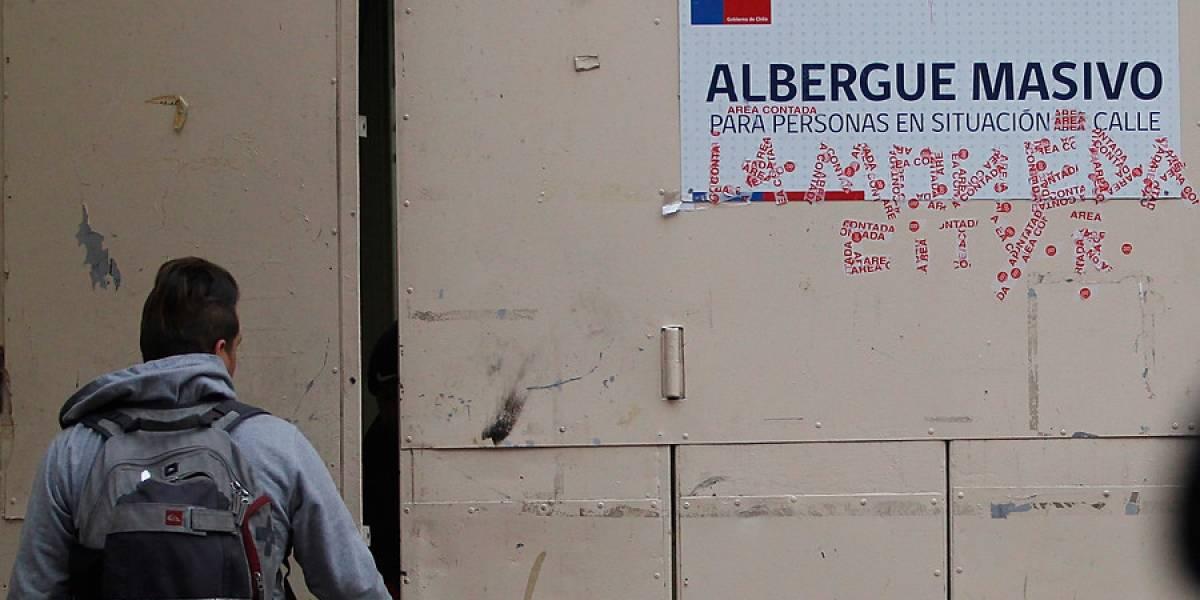 Activan Código Azul en la Región Metropolitana para proteger a personas en situación de calle