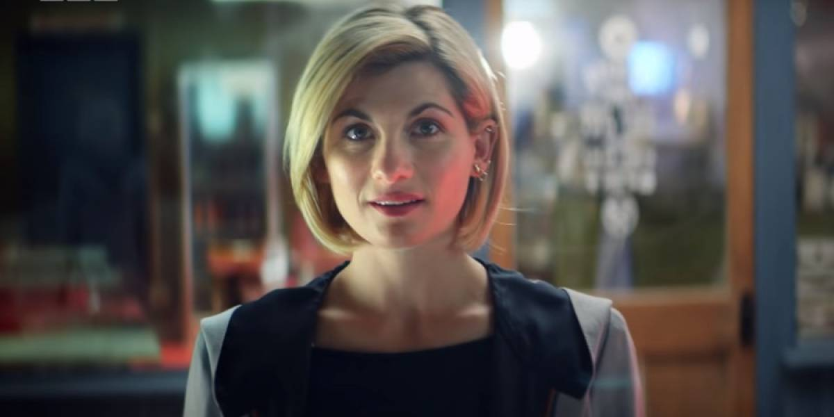Doctor Who ganha primeiro teaser da nova temporada durante final da Copa do Mundo