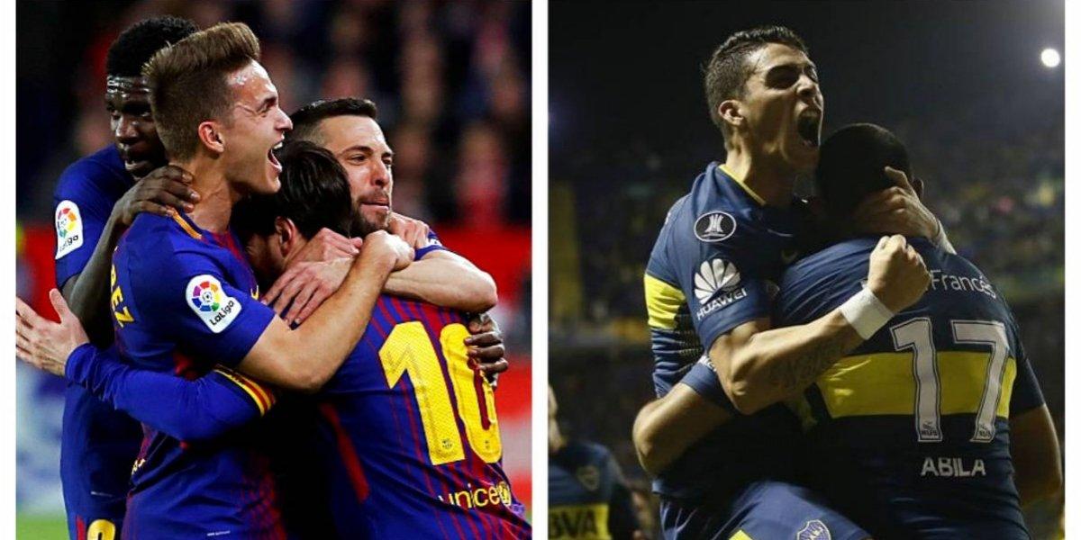 El Barcelona comenzará su nueva temporada contra el Boca Juniors