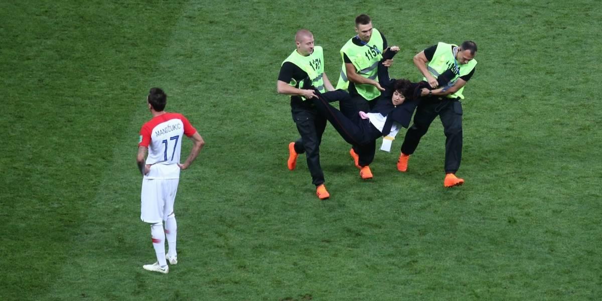 Protestas se desatan en Rusia sólo en la final de la Copa del Mundo