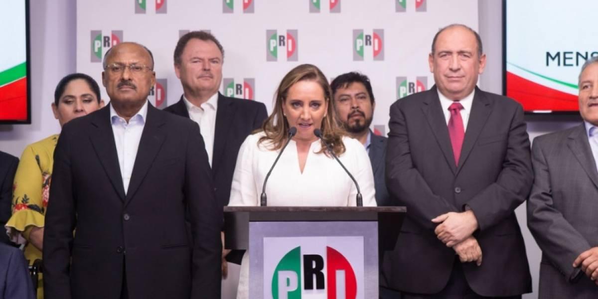 PRI necesita recuperar la confianza de la gente: Ruiz Massieu