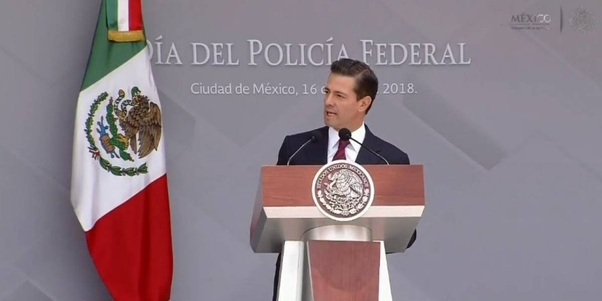 A pesar de esfuerzos, combate a inseguridad ha sido insatisfactorio: Peña Nieto