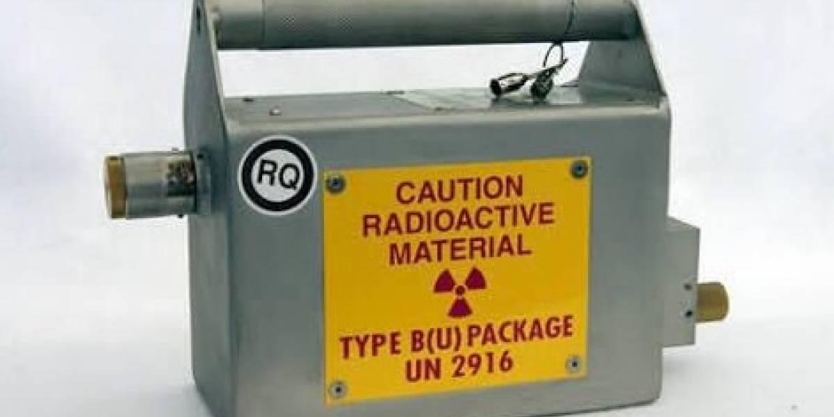 Levantan alerta por fuente radiactiva robada en Álvaro Obregón
