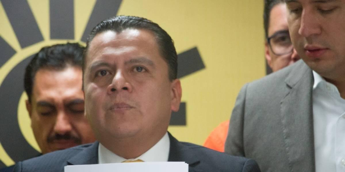#Política Confidencial Manuel Granados, sin sustituto para dirigir el PRD