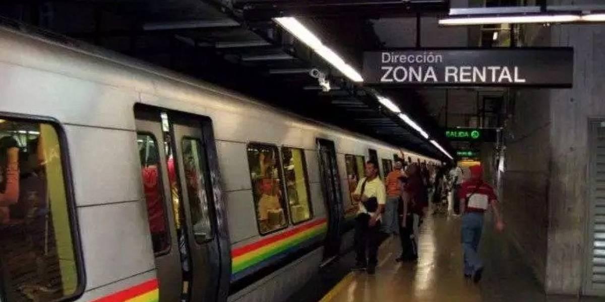 Un efecto más de la crisis en Venezuela: El Metro de Caracas funciona gratis porque no hay cómo pagarlo