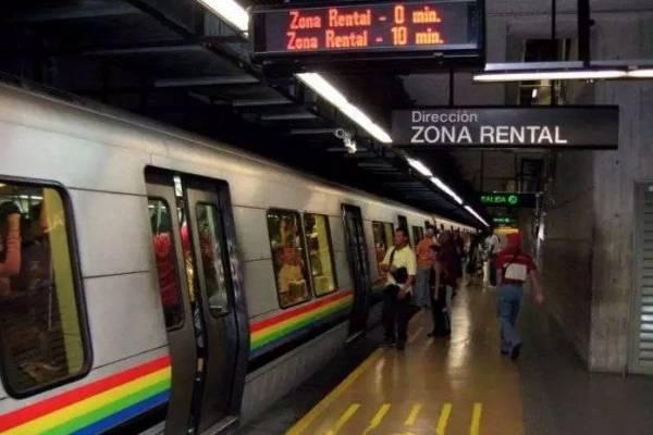 metro Caracas gratis