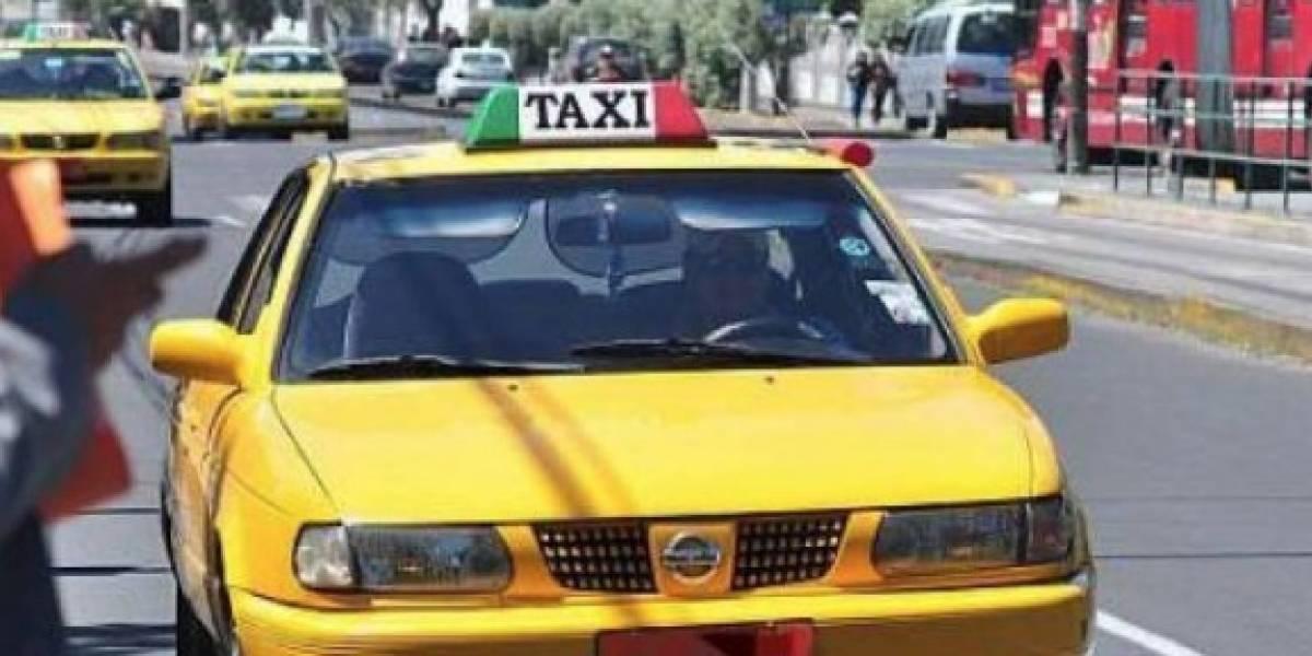 Taxistas anuncian movilización para este 17 de julio hacia el Municipio de Quito