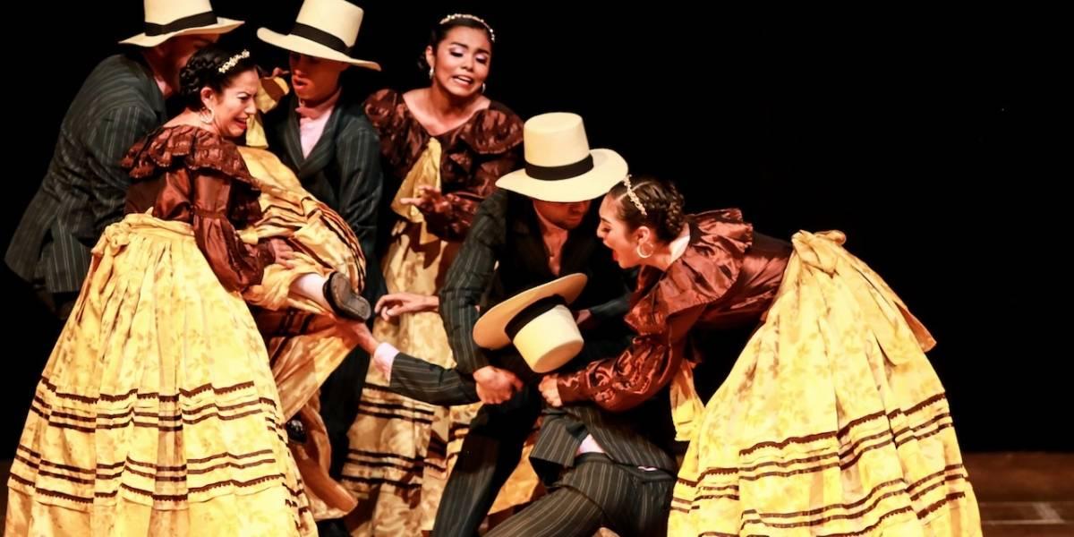 ¡Lo mejor de la danza colombiana en el Julio Mario Santo Domingo!