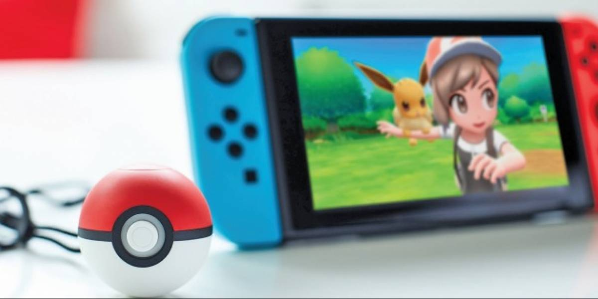 Pokémon se prepara para invadir o Switch