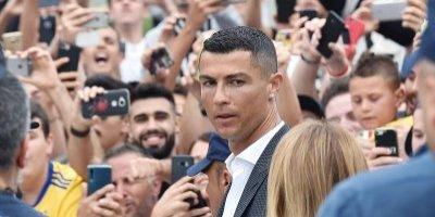 Cristiano Ronaldo presentado en Juventus.