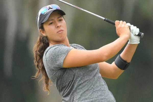 Daniela Darquea, golfista ecuatoriana