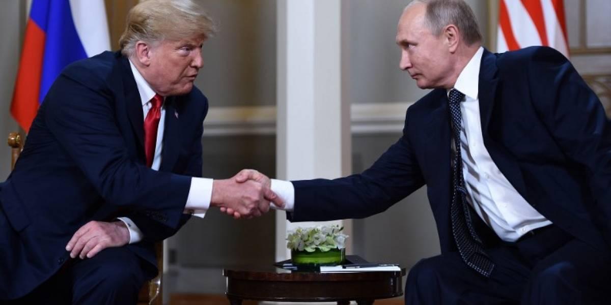 VIDEO. Primeras palabras de Trump tras reunirse con Putin en Finlandia