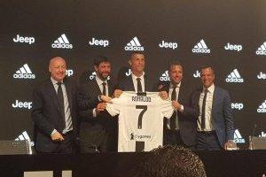 VIDEO: Cristiano Ronaldo es presentado como nuevo jugador de la Juventus