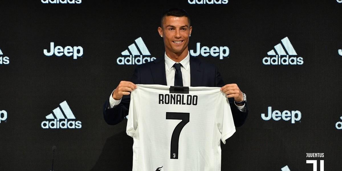 """La gran meta de Cristiano Ronaldo en Juventus: """"Espero llevarlos al nivel más alto"""""""