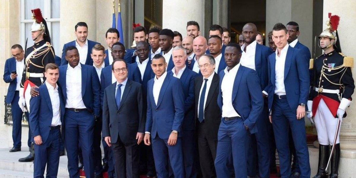 Francia quiere más gloria en el futuro