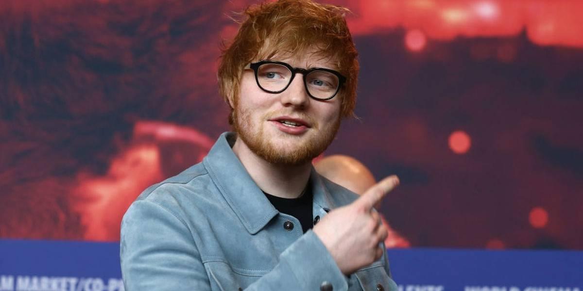 Ed Sheeran consegue autorização para instalar grades de proteção em frente à sua casa e gera protestos