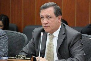 Macías propuso impulsar Asamblea Constituyente
