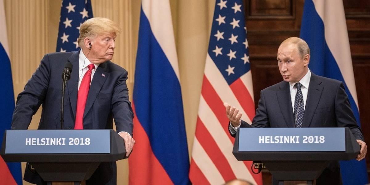 Cita histórica de Putin y Trump