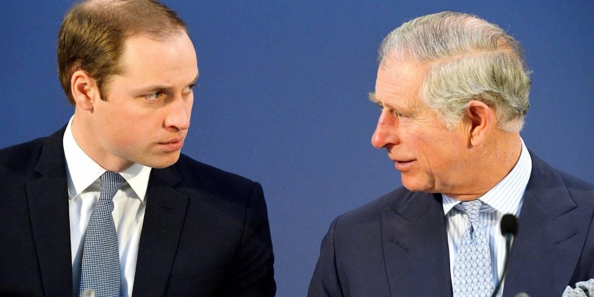 Aseguran que príncipe William y su padre se negaron a recibir a Trump