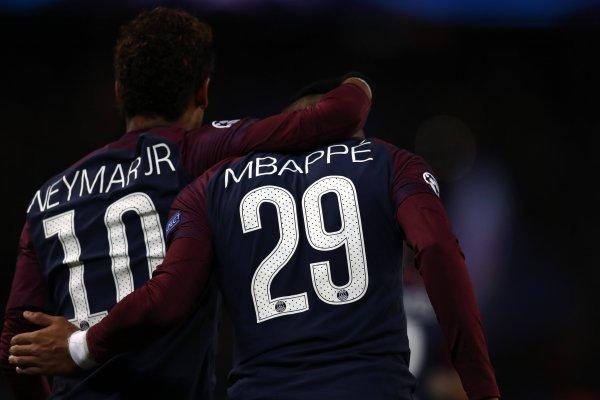 Los jugadores siguen en París / imagen: Getty Images