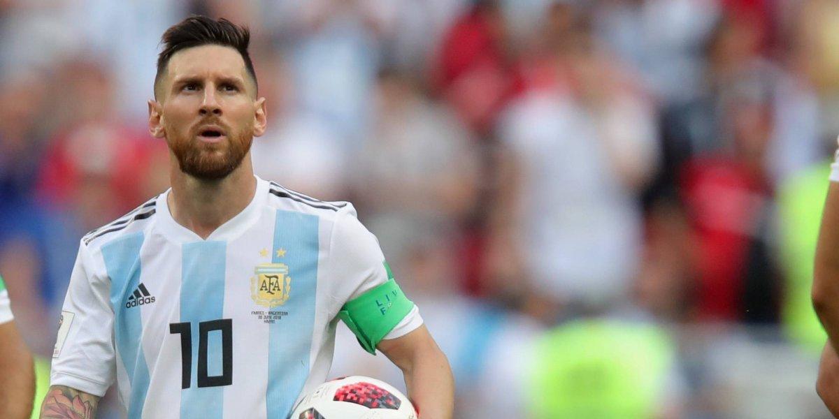 Messi, el futbolista mejor pagado según Forbes