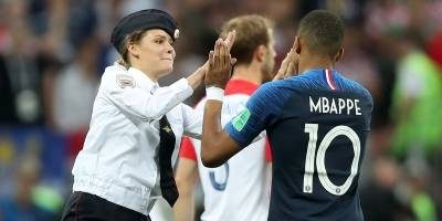 Mbappe Pussy riot