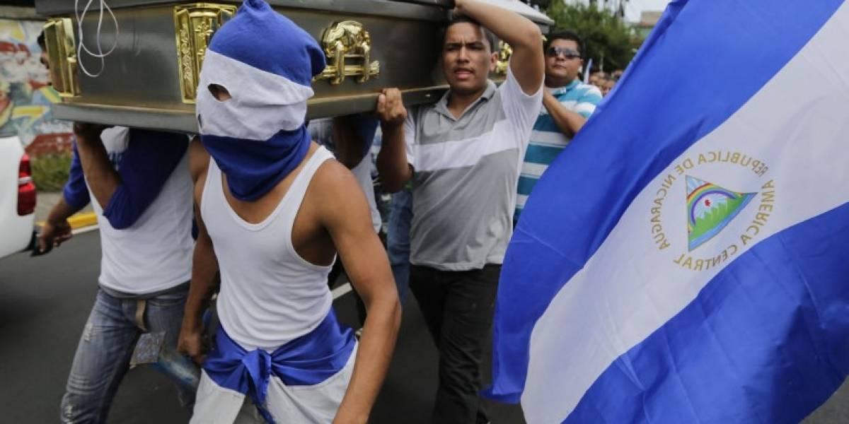Guatemala y otros 11 países exigen el cese de la violencia en Nicaragua