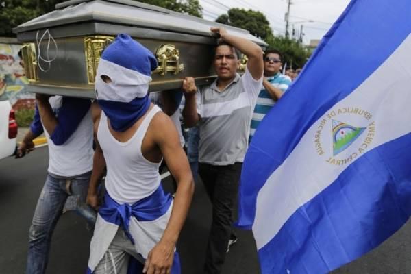 Crisis en Nicaragua