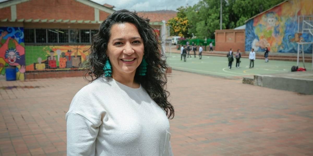 Peñalosa anuncia la nueva secretaria de Educación