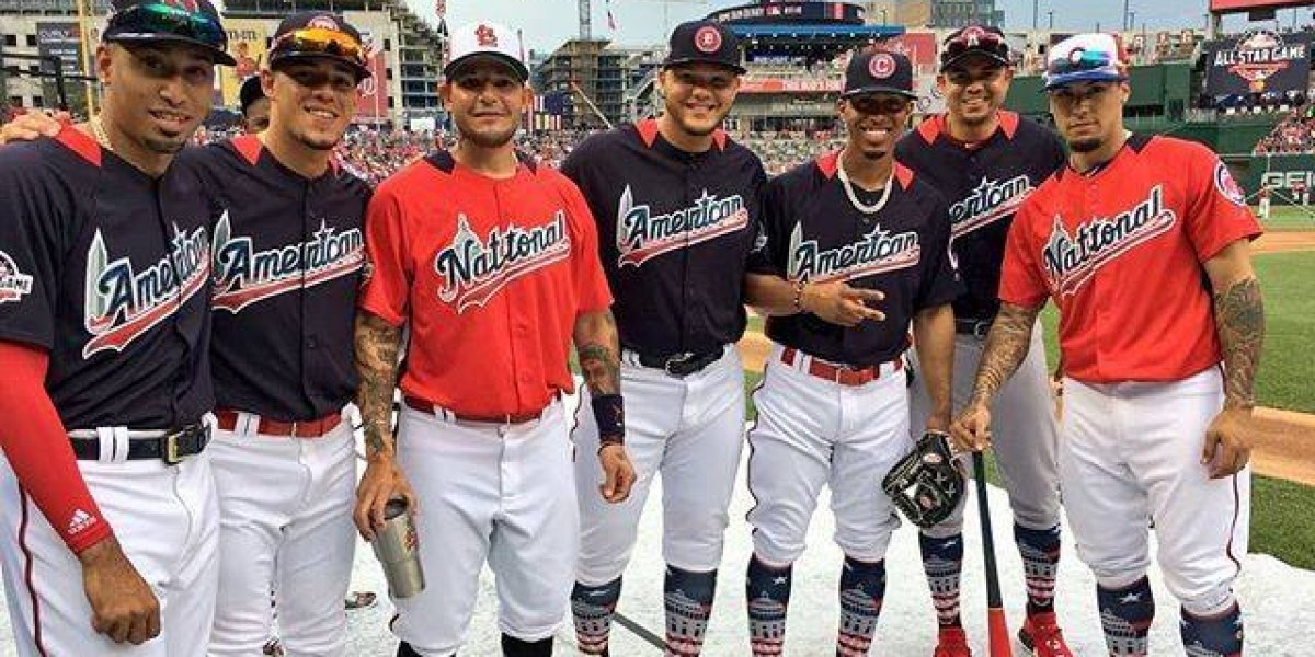 Peloteros boricuas ya están en Washington para el Juego de Estrellas MLB