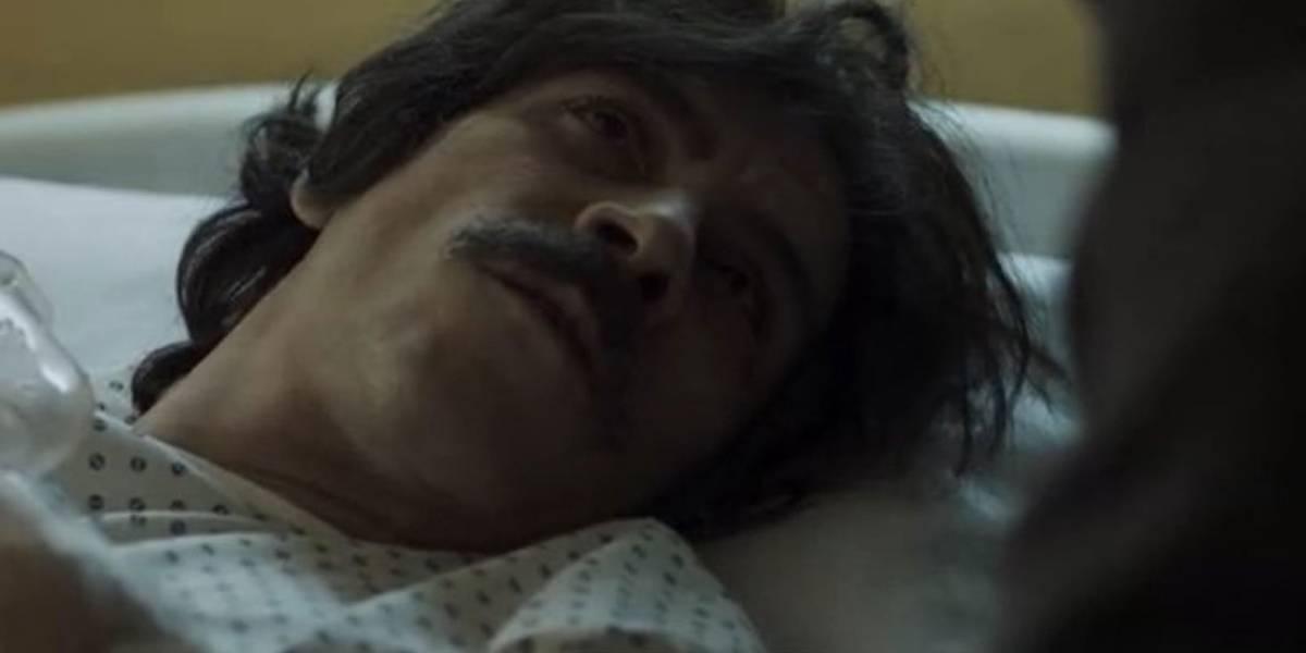 """La gran pista sobre Marcella que dejó la última frase de Luisito Rey en """"Luis Miguel: La serie"""""""