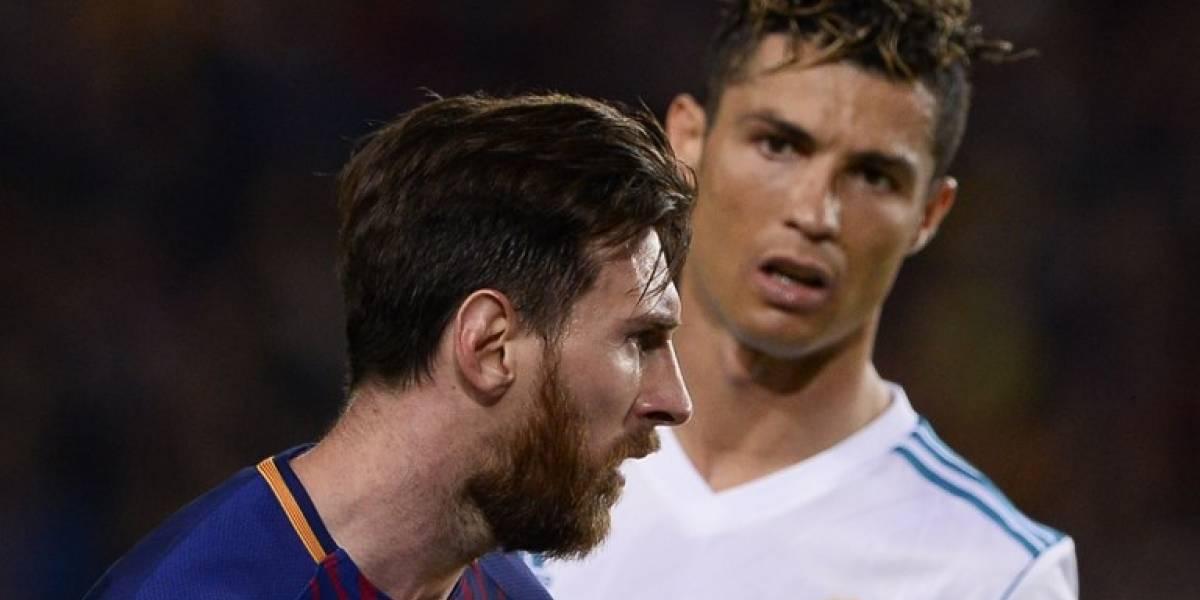 Messi supera a Cristiano como el jugador mejor pagado en temporada 2017-2018