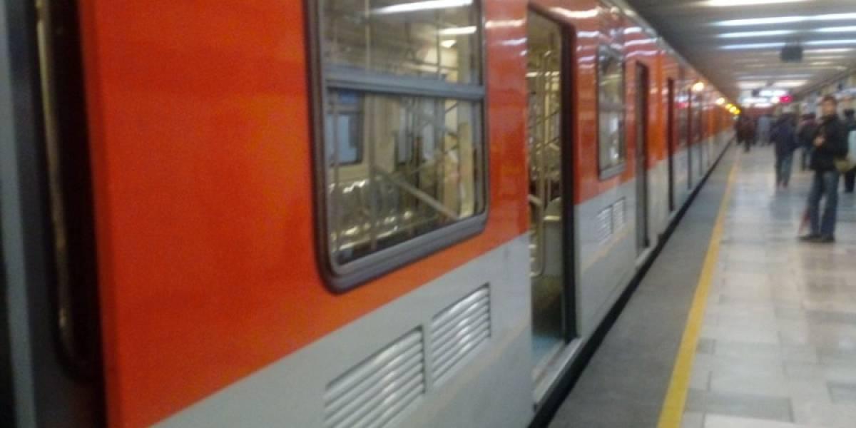 Anciana se quita la vida en las vías del Metro Normal