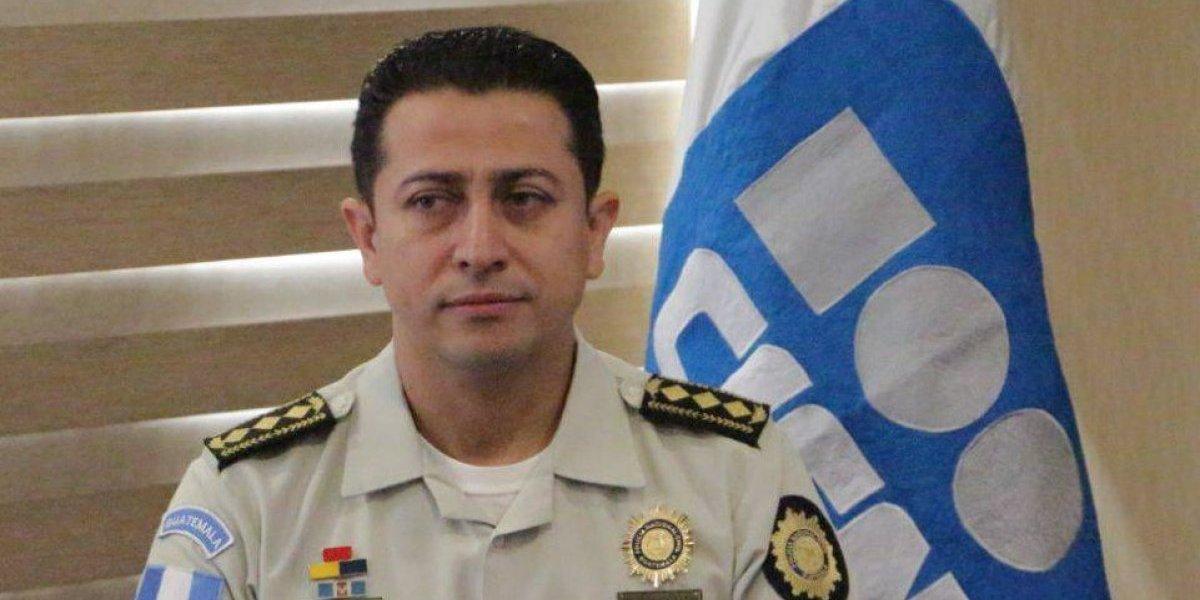 Exdirector de la PNC asegura que teme por su vida, la de sus excompañeros y sus familias