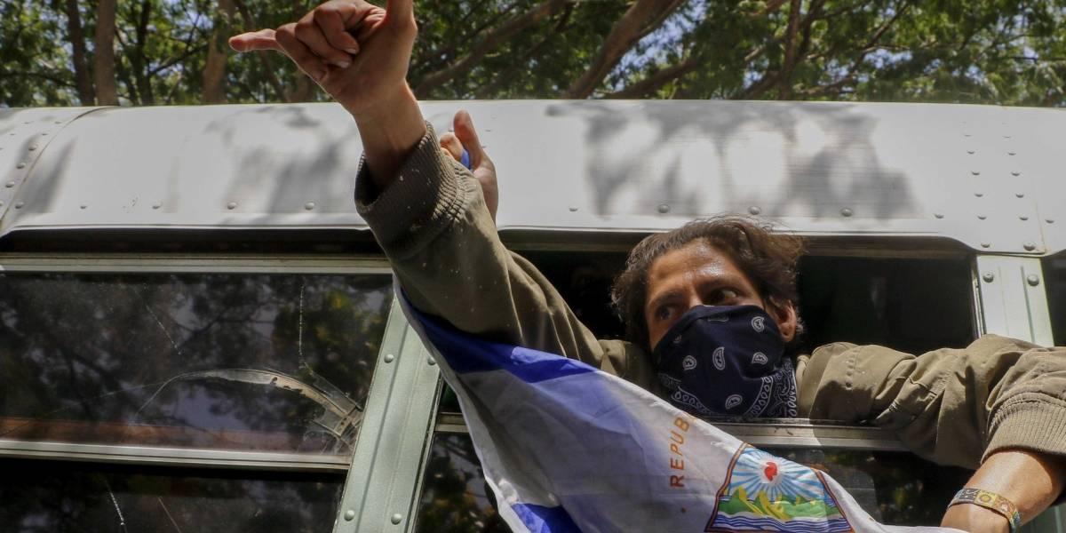 Nicaragua: Estudiantes resistieron balas durante 18 horas