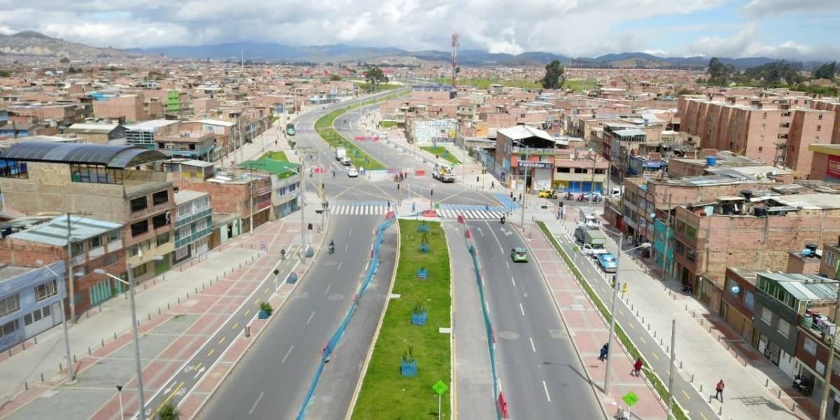 Las dos megaobras que aliviarán la movilidad en Bogotá