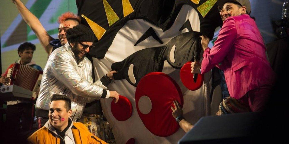 Los Caligaris esparcen su espíritu circense en México