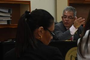 Roxana Baldetti busca separar al juez Miguel Ángel Gálvez del caso La Línea