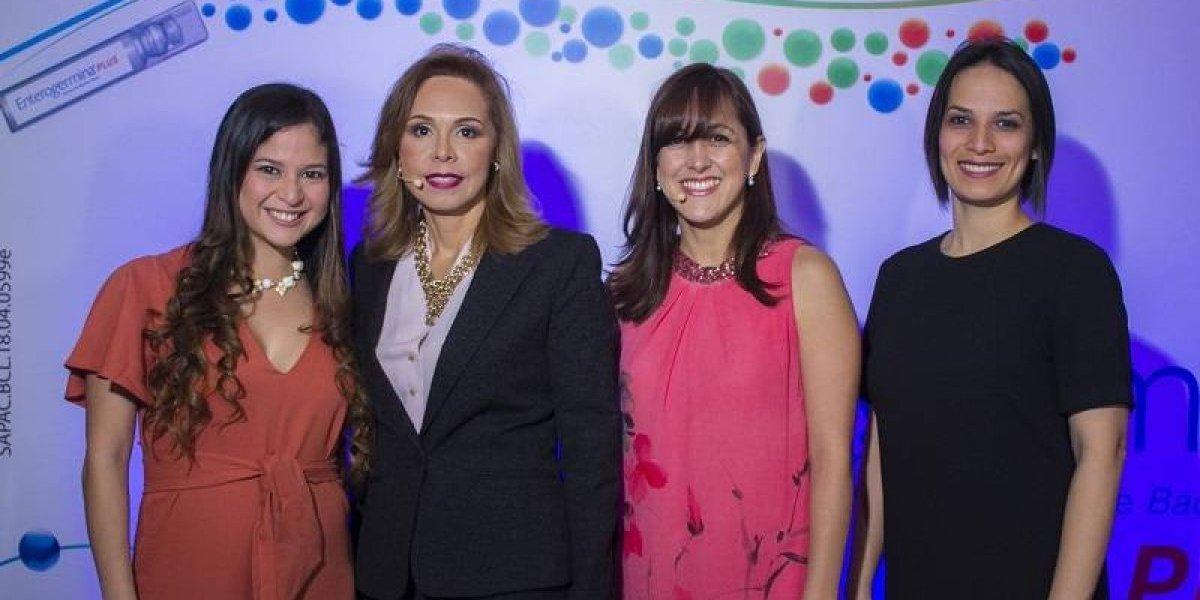 #TeVimosEn: Sanofi presenta nuevo probiótico Enterogermina Plus