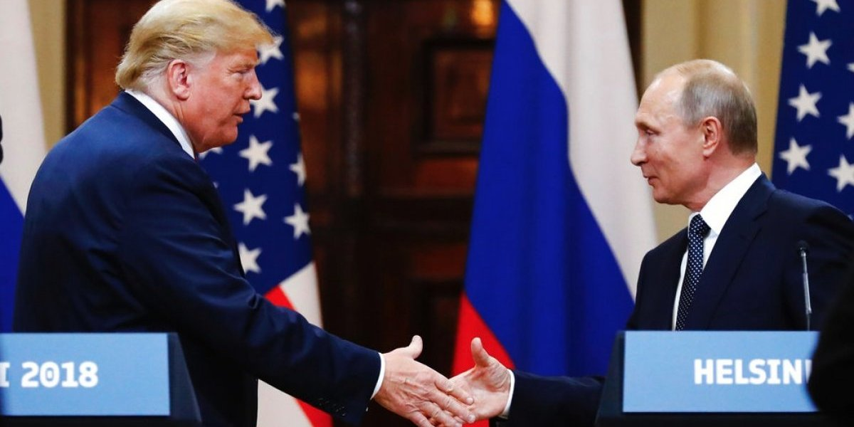 Trump-Putin: La cumbre de los mejores enemigos