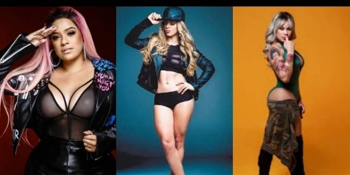 """Seis urbanas cantarán en el """"Men Universe Model"""", en Anfiteatro Pto.Pta"""