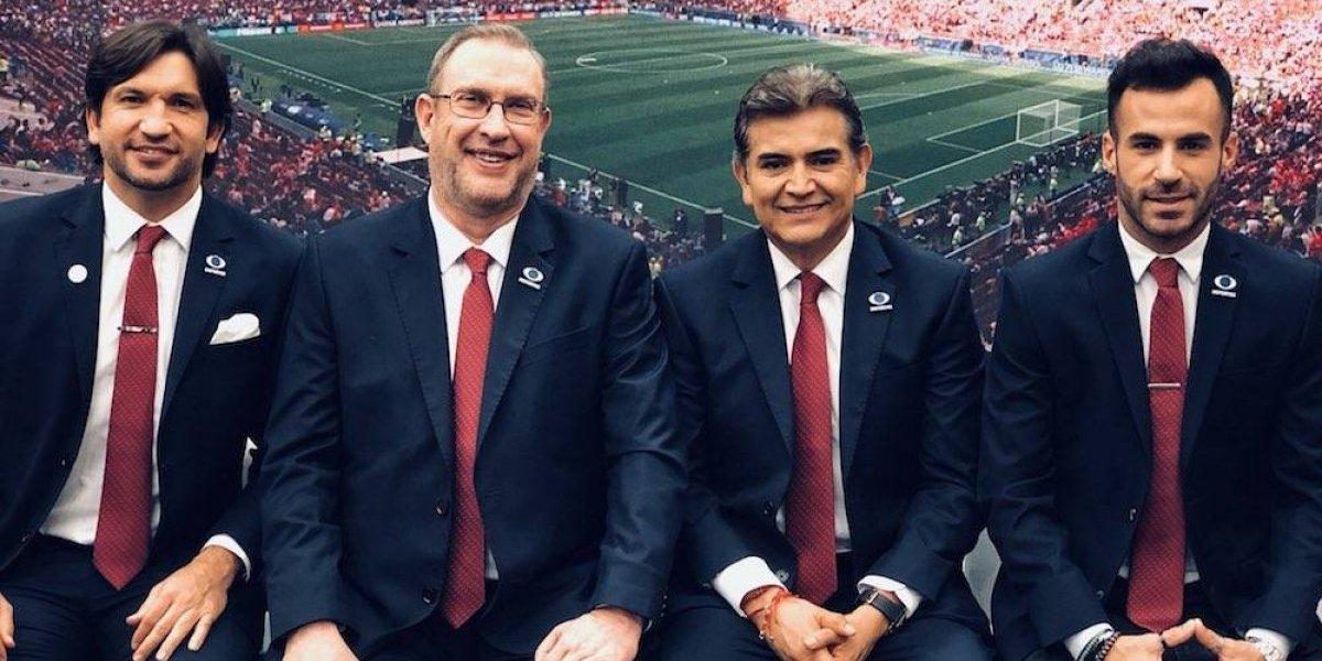 Televisa Deportes recibe premio 'Botón de Oro' de YouTube