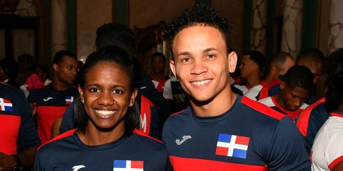 Yamilet y Audrys encabezan a los atletas de gimnasia