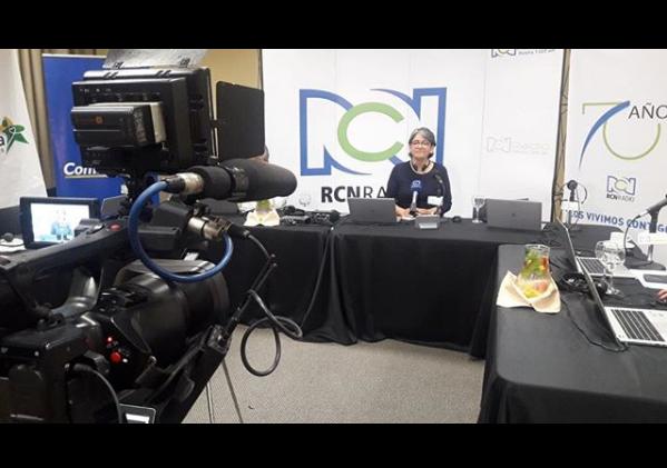 Yolanda Ruiz denunció nuevas amenazas contra dos periodistas de RCN Radio