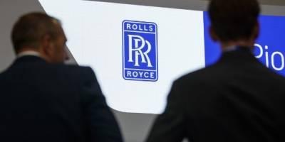 Rolls Royce y su taxi volador