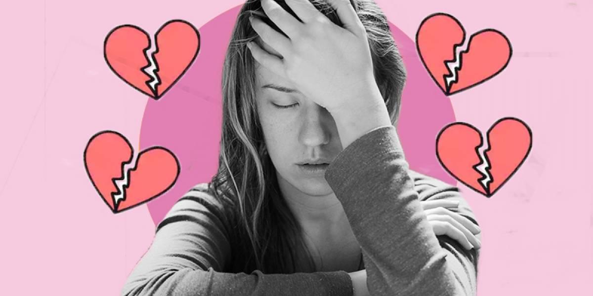 7 señales que indican que aún no estás lista para tener citas, tras una ruptura