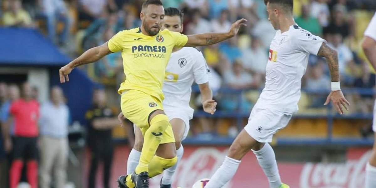 Fin al calvario de Santi Cazorla: pudo jugar fútbol después de dos años fuera de las canchas