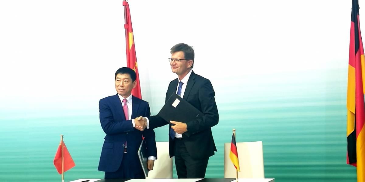 Great Wall y BMW unen fuerzas para fabricar autos eléctricos para el mercado chino