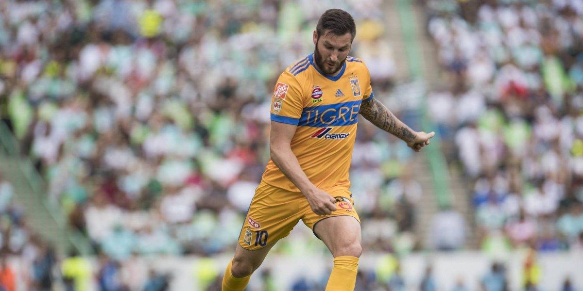 VIDEO: André-Pierre Gignac dijo que en Monterrey 'me odian y aman'